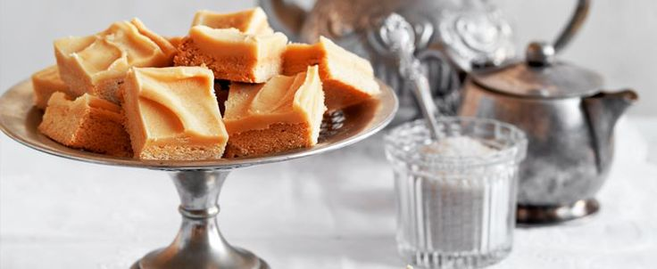 Ginger Crunch recipe, brought to you by MiNDFOOD.