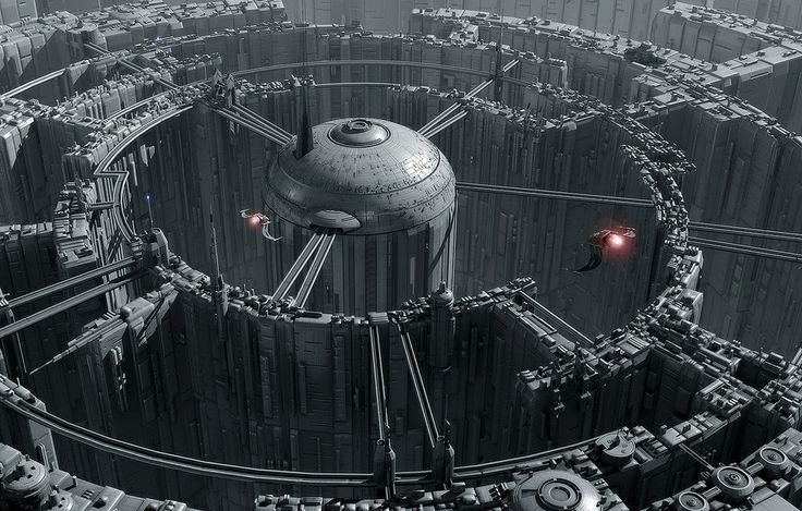Labyrinth by Jean-François Liesenborghs | Sci-Fi | 3D | CGSociety