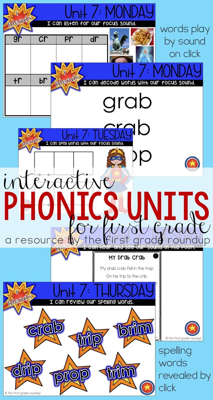 Tired of reading phonics lesson from a script?  Click to try these engaging and interactive phonics lessons on your interactive whiteboards for FREE!