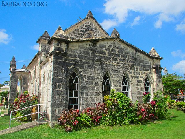Holetown Methodist Church on the west coast of #Barbados.