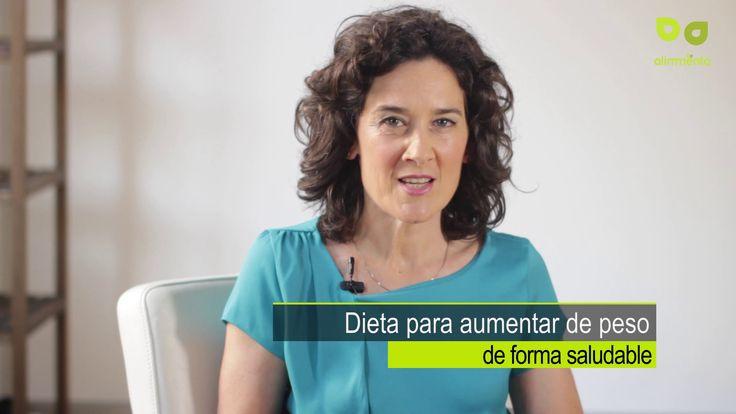 ¿Qué debes para comer para engordar y subir de peso de forma rápida y saludable? Hay muchas personas que son de constitución delgada y que desean subir de peso para verse y encontrarse mejor. Más información en http://www.alimmenta.com/dietista-nutricionista/dieta-para-engordar/