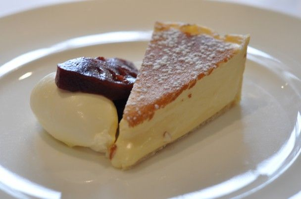 Featherlight Lime Tart from Appellation at The Louise (Barossa Valley)