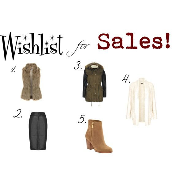 """Wishlist for Sales"" by vas0an on Polyvore"