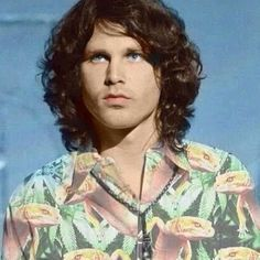 Jim Morrison - INFP Personality Type