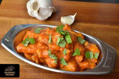 A legegyszerűbb Garam Masala csirke recept (paleo, gluténmentes, tejmentes) ~ Éhezésmentes Karcsúság Szafival