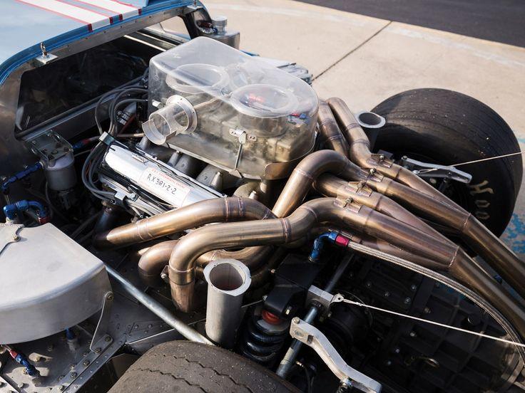 1967 ford gt40 mk iv continuation by kar kraft - 1966 Ford Gt40 Engine