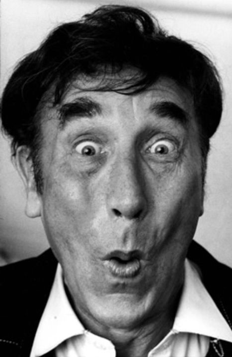 Frankie Howard in A Funny Thing Happened On The Way To The Forum