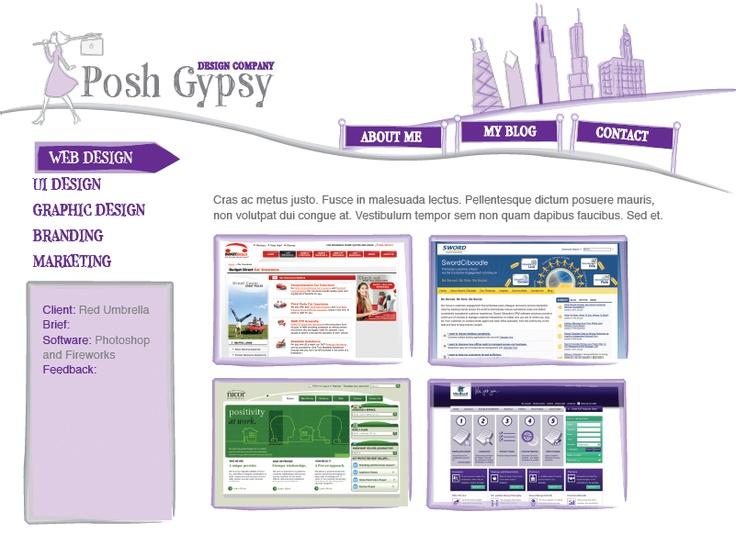 initial design for my website - still a work in progress :-)