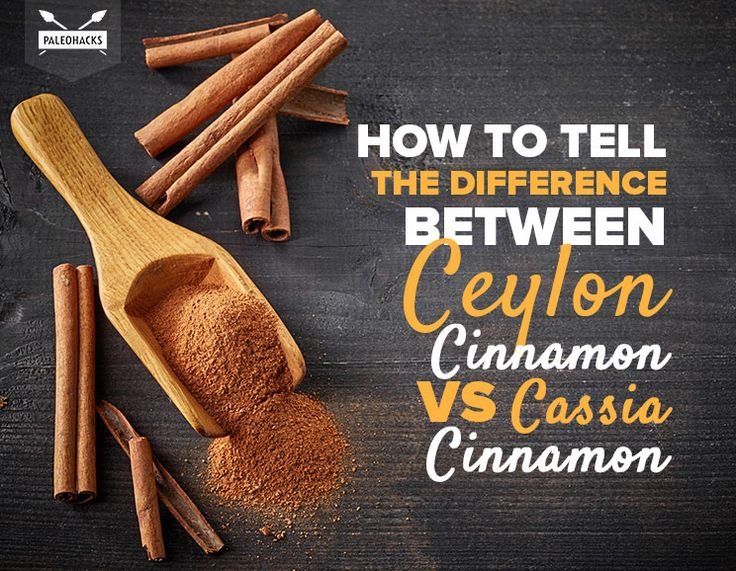 """Are you buying the """"fake"""" cinnamon and missing out on cinnamon's natural benefits?"""