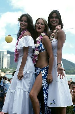 Kate Jackson, Cheryl Ladd, & Jaclyn Smith