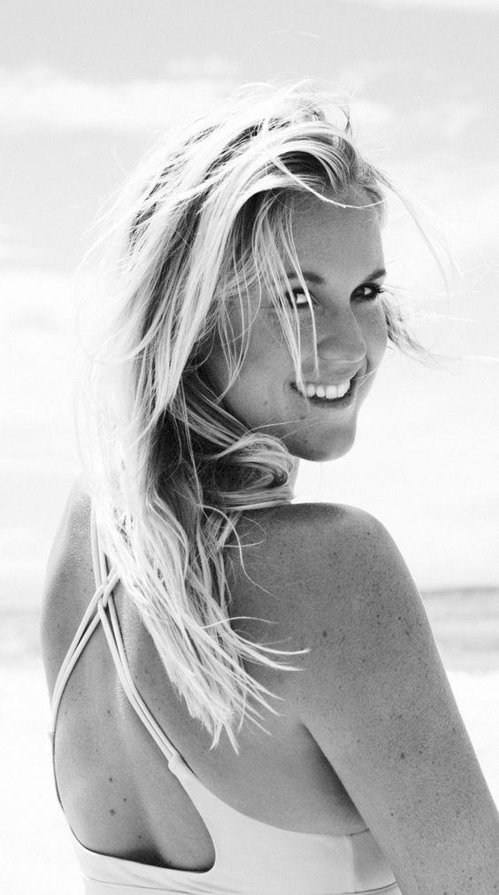 Rip Curl Mirage Reversible Crossback Bikini Top // Bethany Hamilton
