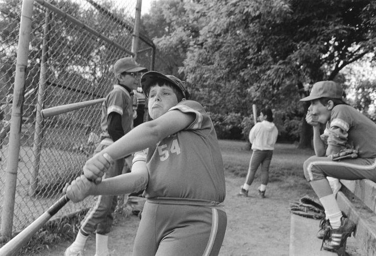 Les petits bonhommes du baseball des années 1980 | VICE | France