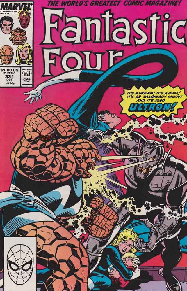 fantastic four and the mr. impossible | ... Four comics, Marvel Fantastic Four Comic Book, Marvel, Fantastic Four