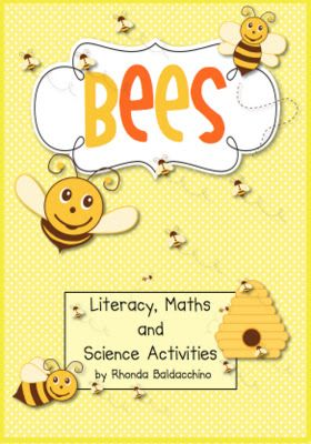 We have finished our unit about bees. My little ones had a lot of fun and learned a lot.     We did a cute Bee glyph.        As well as rea...