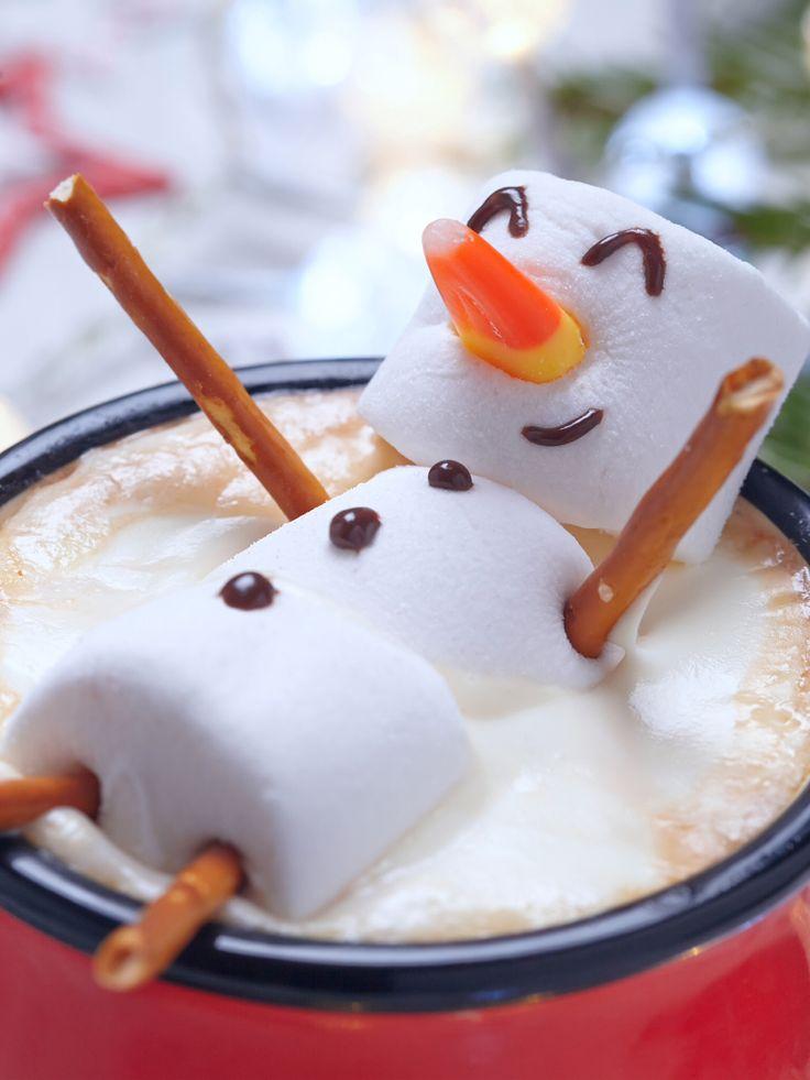 Hot Chocolate Fun !! ❤