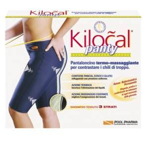 Kilocal Panty Pantaloncino per Dimagrire
