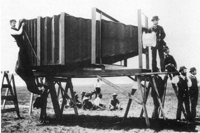 Câmera Mamute de R. Lawrence