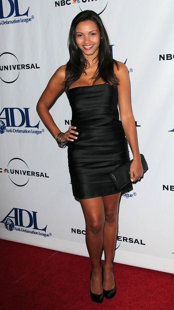Jessica Lucas Strapless Dress - Strapless Dress Lookbook - StyleBistro