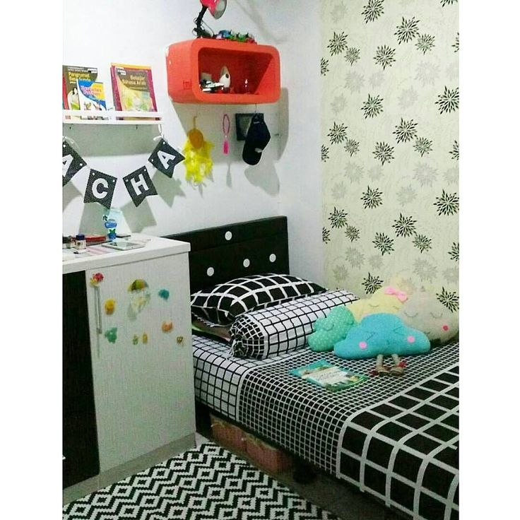 25 ide terbaik tentang dekorasi kamar anak perempuan di