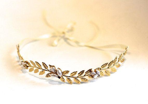 Perles de fée perle royale Couronne couronne de par avigailadam