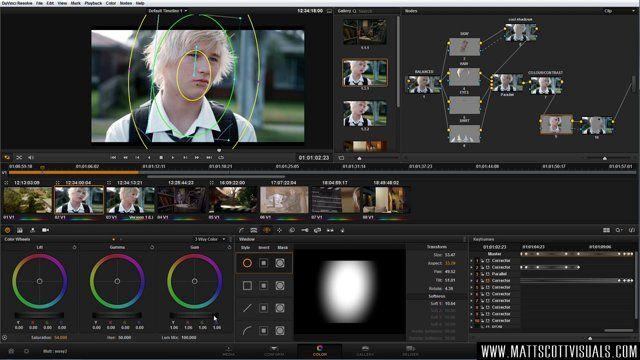 62 best post production images on pinterest motion - Davinci resolve lite free download for windows ...