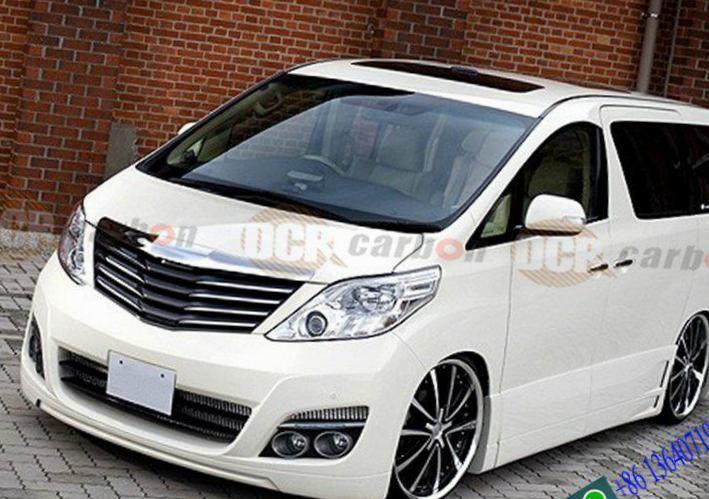Toyota Alphard price - http://autotras.com