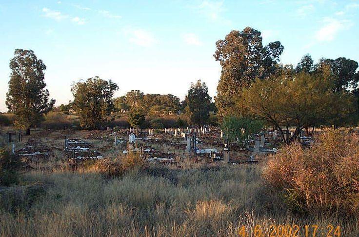 Buffalo grave yard now