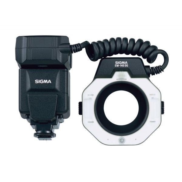 #Sigma EM 140 DG Makro #körvaku, Canon EOS fényképezőgépekhez
