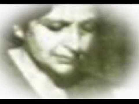 Amrita Pritam's poem recited by Gulzar