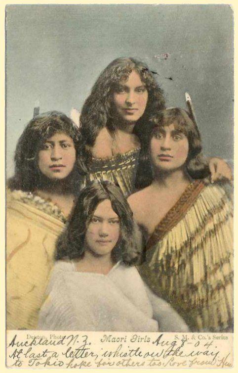 New Zealand Historical Postcards 19