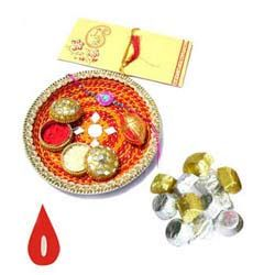 Find Rakhi Gifts for Sister from exclusive collection and present a surprising rakhi gift which suit on her personality. Send Rakhi Gifts to Delhi for Sister at reasonable price with free shipping to door.