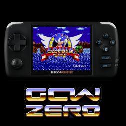 GCW zero la console pour jouer aux jeux rétros