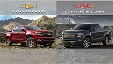 2015 Chevy Colorado, GMC Canyon rated at 21 mpg, GM says
