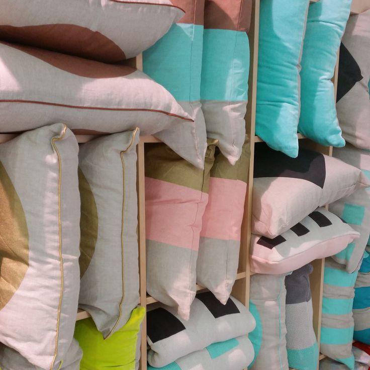 Fully stocked with Aura cushions!