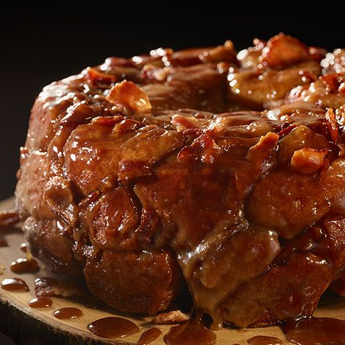 Maple bacon, Monkey bread and Bacon on Pinterest