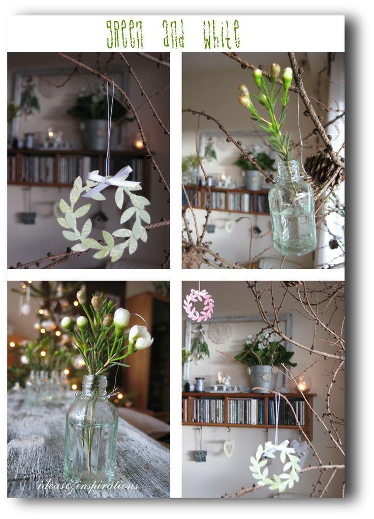 Ideas and Inspirations: January Decoration * january decoration