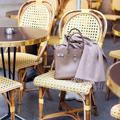 Hermes Birkin Bag in Paris