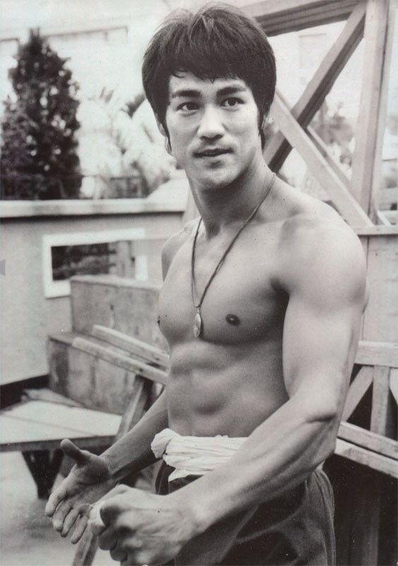 Bruce Lee (Nov 27 1940 – 20 July 1973)  Movie: Way of the Dragon