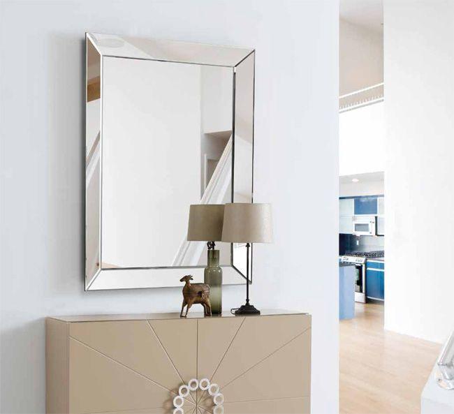Las 25 mejores ideas sobre espejos de pared decorativos for Espejos vestidores de pared