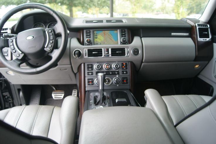 2008 Land Rover Range Rover Supercharged   WorldTranssport Corp