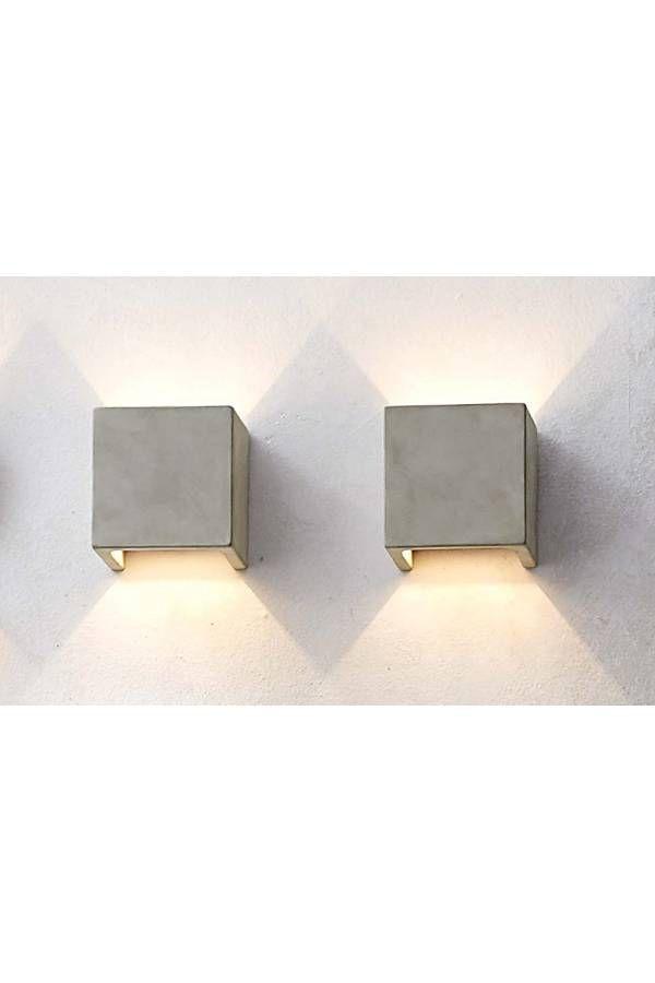 CONCRETE Wall Light