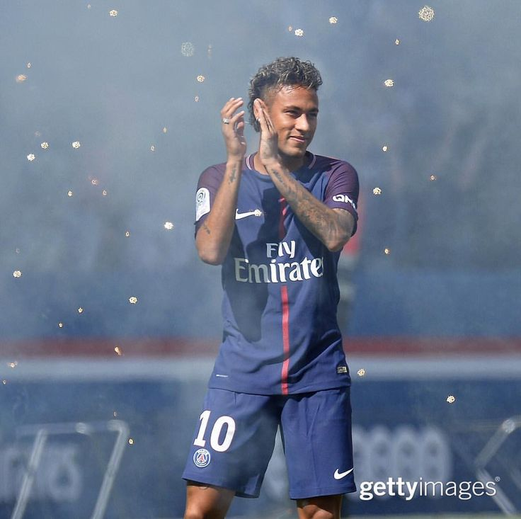 "1,235 Likes, 6 Comments - Getty Images Sport (@gettysport) on Instagram: ""Star power. #Neymar #PSG ⭐️⚽️ 