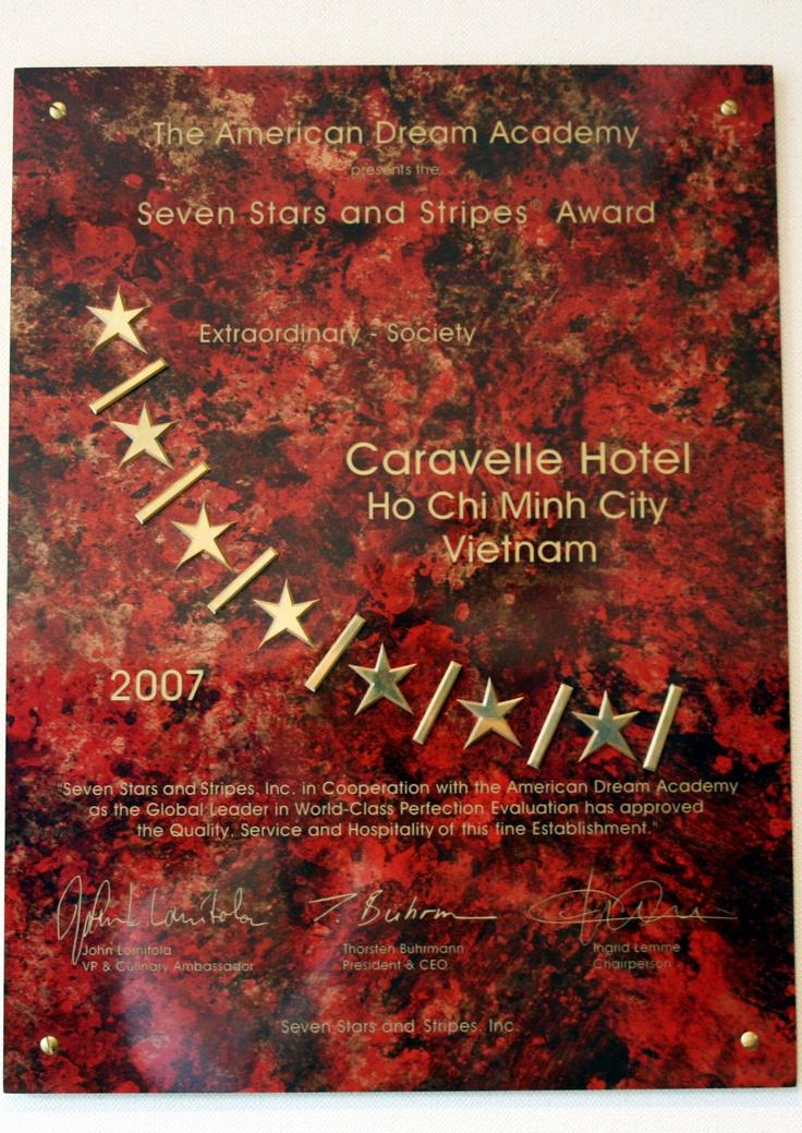 Seven Stars & Tripes Award