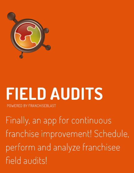 Franchisee Field Audits App by FranchiseBlast
