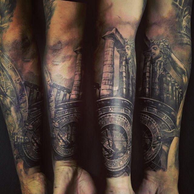 Greek Tattoo Ideas: Greek Mythology Tattoo