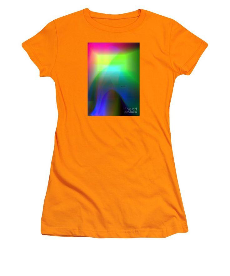 Women's T-Shirt (Junior Cut) - Abstract 9412