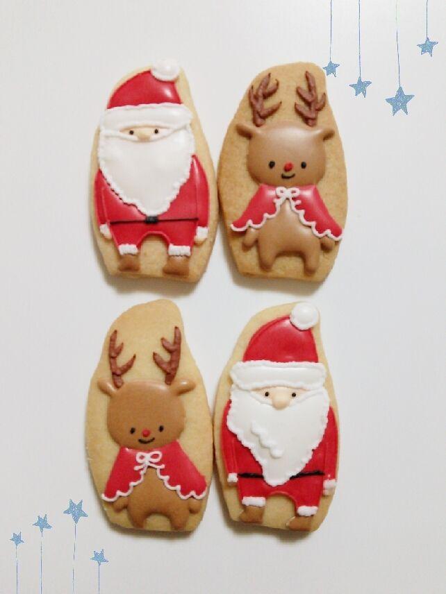 Cute Christmas ❁ なつきのアイシングクッキーのブログ ❁-28ページ目