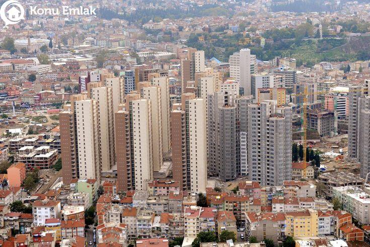 Bursa, Kentsel Dönüşüm ile tekrar inşa edilecek!