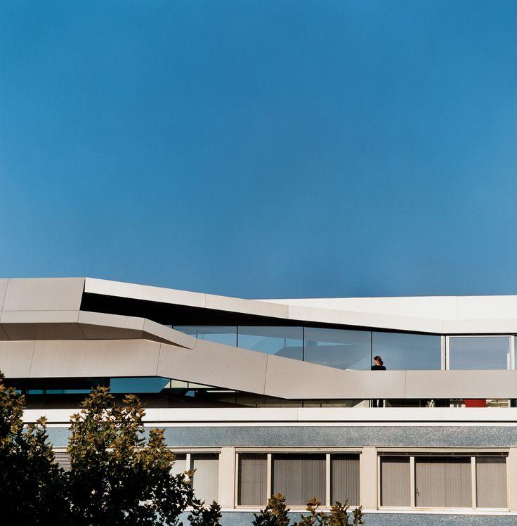 Modern Architecture Vienna 37 best delugan meissl images on pinterest | architecture