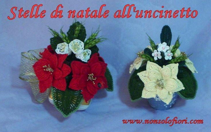 36 best images about natale creazioni all 39 uncinetto www for Addobbi natalizi all uncinetto